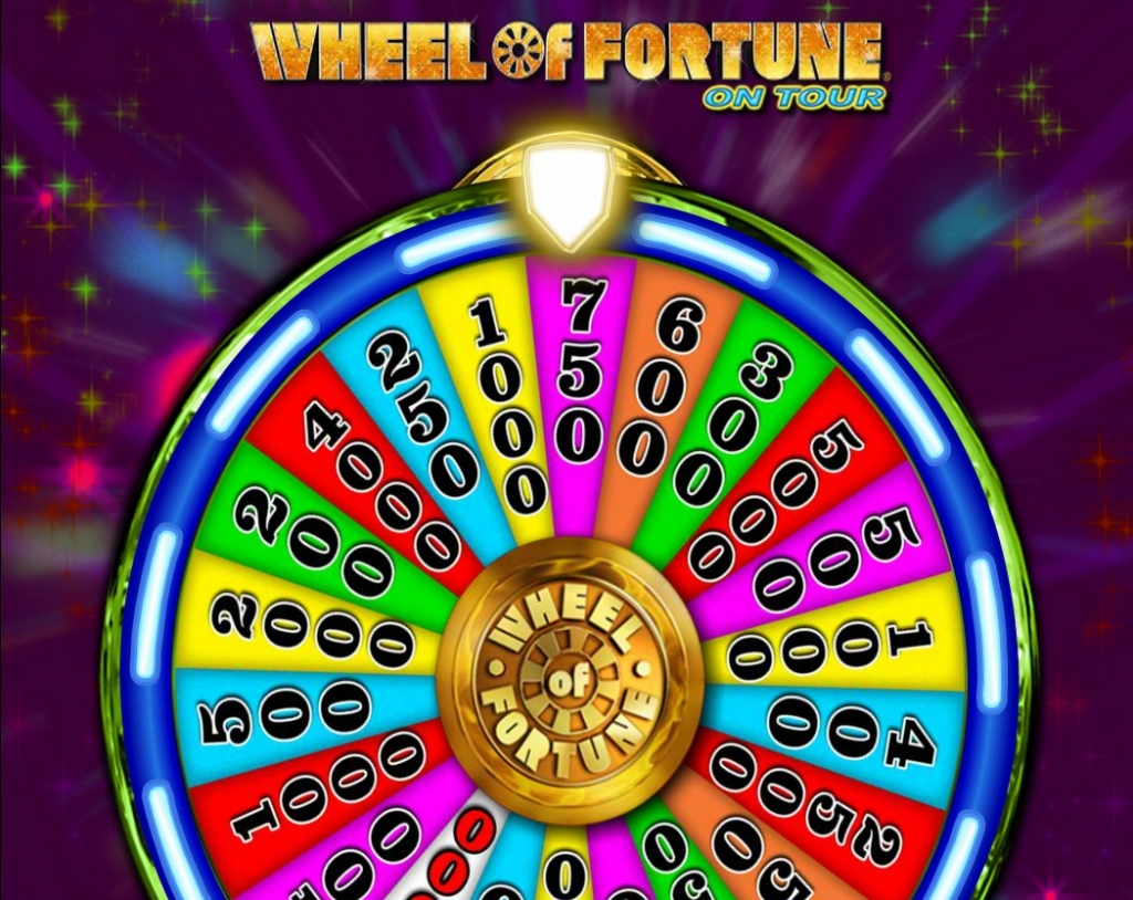 Free Wheel Of Fortune Slot Game